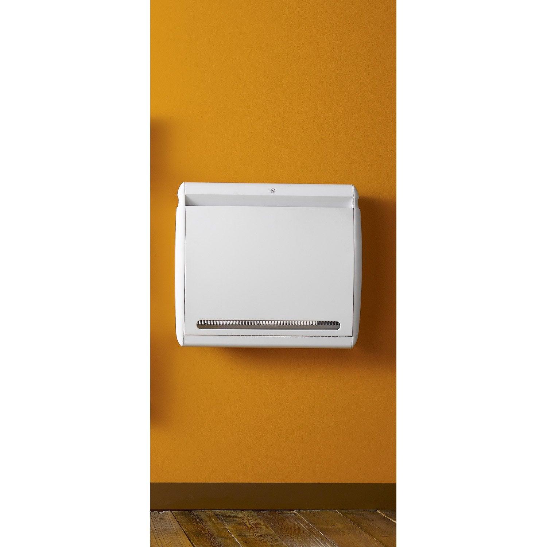 radiateur lectrique double syst me chauffant hpdc 1000 1000 w leroy merlin. Black Bedroom Furniture Sets. Home Design Ideas