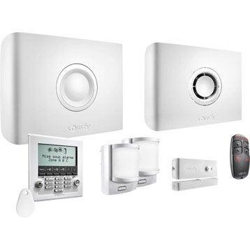 Alarme maison sans fil SOMFY Protexiom 5000 GSM