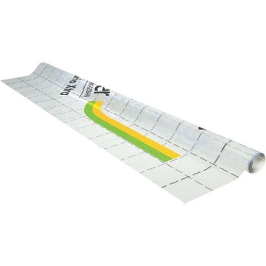 Rouleau membrane vario xtra 40 x 1 5 m ep 0 3 mm isover leroy merlin - Mise oeuvre membrane vario duplex ...
