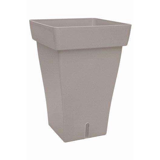 bac polypropyl ne r serve d 39 eau bhr x x cm gr ge leroy merlin. Black Bedroom Furniture Sets. Home Design Ideas