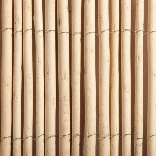 canisse osier beige cm x cm leroy merlin. Black Bedroom Furniture Sets. Home Design Ideas