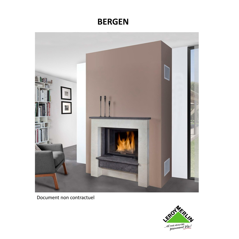 habillage de chemin e fa ade en pierre chinvest usine dargemont bergen leroy merlin. Black Bedroom Furniture Sets. Home Design Ideas