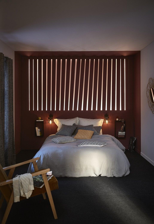 Une chambre bien éclairée | Leroy Merlin