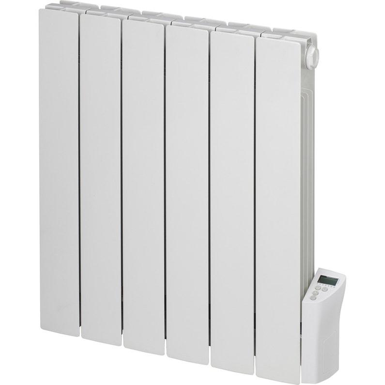 Radiateur électrique à Inertie Fluide Deltacalor Tiara 2 1500 W