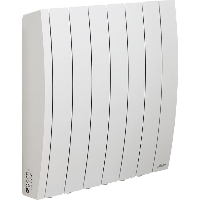 Radiateur électrique à Inertie Fluide Sauter Bachata 2000 W