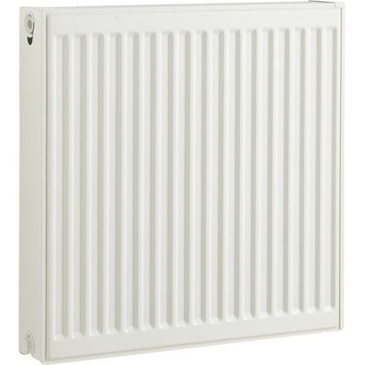 radiateur chauffage central blanc cm 1027 w leroy merlin. Black Bedroom Furniture Sets. Home Design Ideas