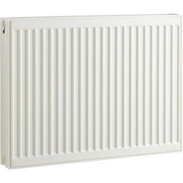 Radiateur chauffage central AIRFEL, l.80 cm, 1370 W