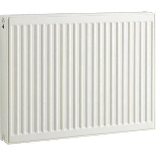 radiateur chauffage central blanc cm 1370 w leroy. Black Bedroom Furniture Sets. Home Design Ideas