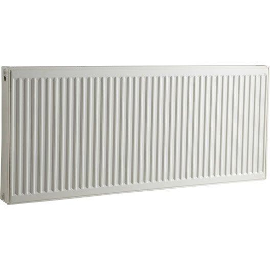 radiateur chauffage central acier airfel 1712w leroy merlin. Black Bedroom Furniture Sets. Home Design Ideas