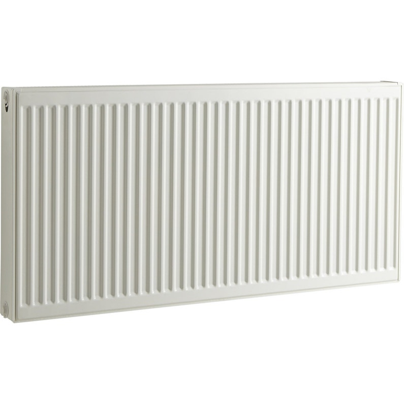 radiateur chauffage central blanc cm 2054 w leroy merlin. Black Bedroom Furniture Sets. Home Design Ideas