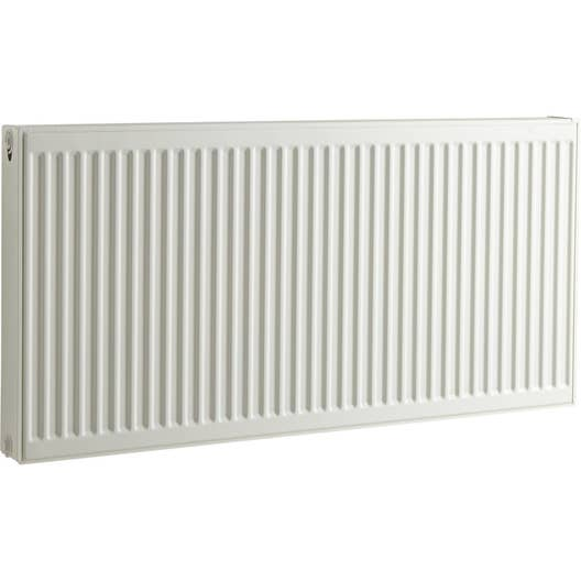 radiateur chauffage central blanc cm 2054 w. Black Bedroom Furniture Sets. Home Design Ideas