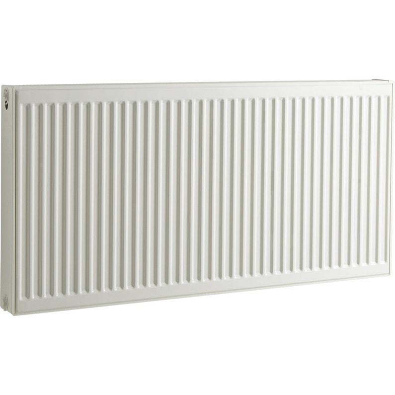 Radiateur Chauffage Central Ep10 Blanc L 120 Cm 2054 W