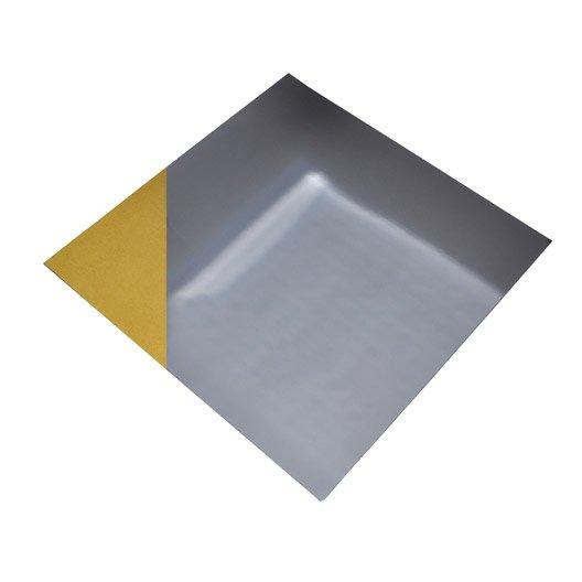 cheap plaque lisse pvc brillant l x l cm x ep with plaque. Black Bedroom Furniture Sets. Home Design Ideas