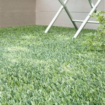 gazon artificiel terrasse et sol ext rieur leroy merlin. Black Bedroom Furniture Sets. Home Design Ideas
