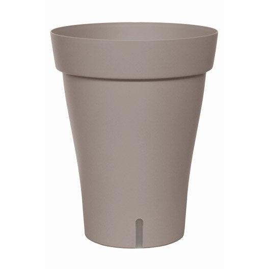 bac polypropyl ne r serve d 39 eau bhr x cm gr ge leroy merlin. Black Bedroom Furniture Sets. Home Design Ideas