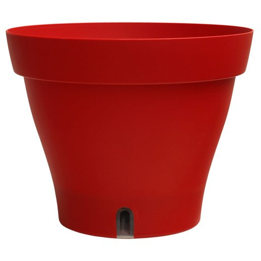 bac polypropyl ne r serve d 39 eau bhr x cm rouge leroy merlin. Black Bedroom Furniture Sets. Home Design Ideas