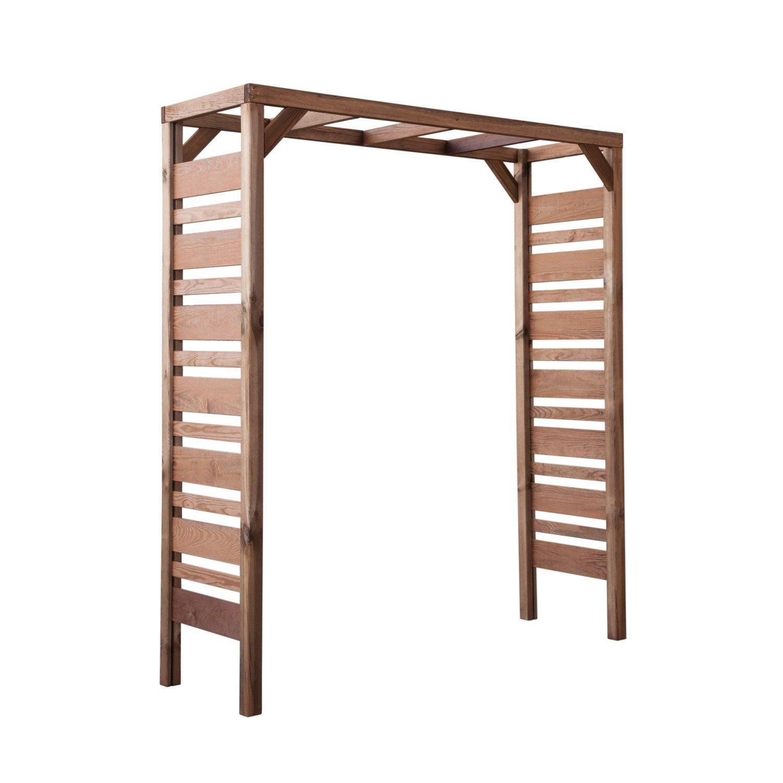 pergola double pergola moderne x x cm. Black Bedroom Furniture Sets. Home Design Ideas