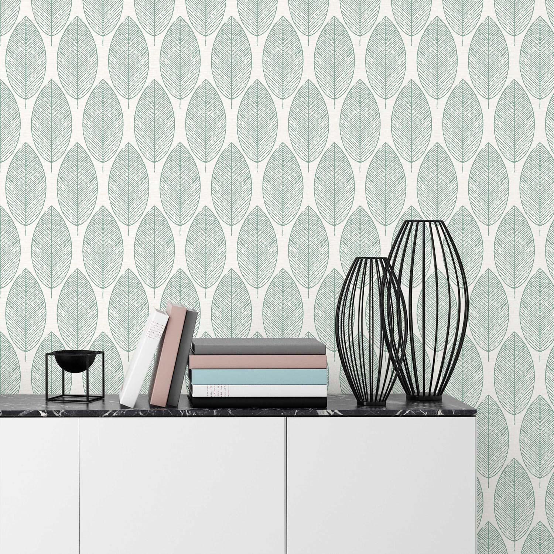 colle papier peint fait maison avie home. Black Bedroom Furniture Sets. Home Design Ideas