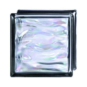 Brique de verre au meilleur prix | Leroy Merlin