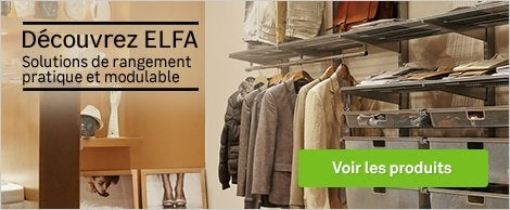 HOP - Dressing modulable Elfa