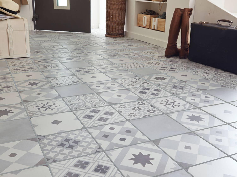 Tout savoir sur les carreaux de ciment leroy merlin - Carrelage en ciment ...