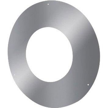 Rosace Pour Raccordement Inox Apollo Pellets Isotip Joncoux D80 Mm