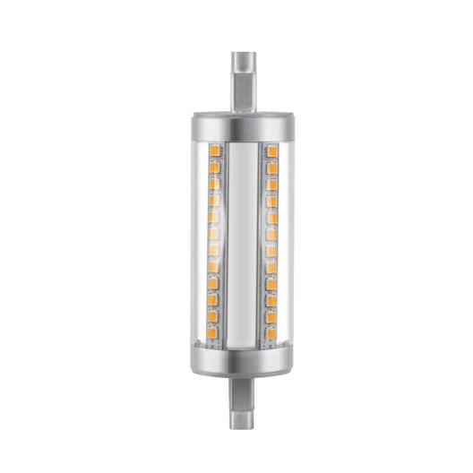 ampoule led crayon r7s 118mm 12w 1521lm quiv 100w. Black Bedroom Furniture Sets. Home Design Ideas