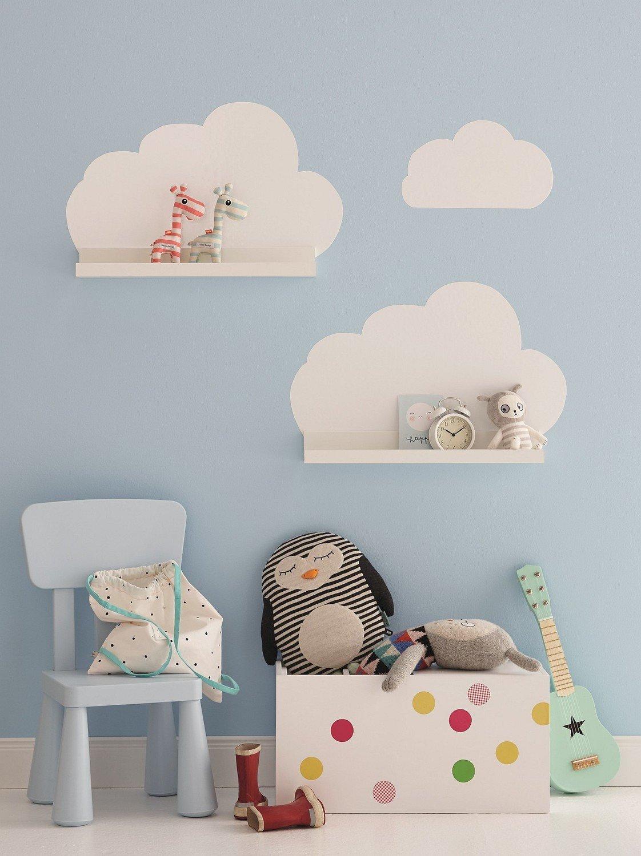 Une déco nuage pour la chambre de bébé  Leroy Merlin