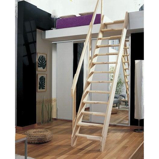 Les produits les conseils et les id es pour le bricolage - Escalier a pas decales leroy merlin ...