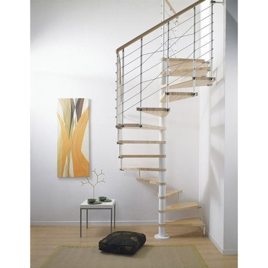 escalier cube line pixima colima on carr en bois et. Black Bedroom Furniture Sets. Home Design Ideas