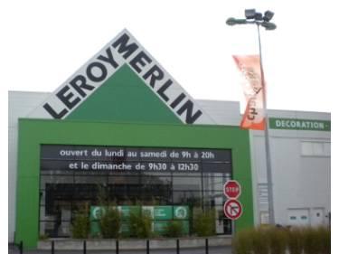 Leroy merlin béthune verquin u retrait h gratuit en magasin