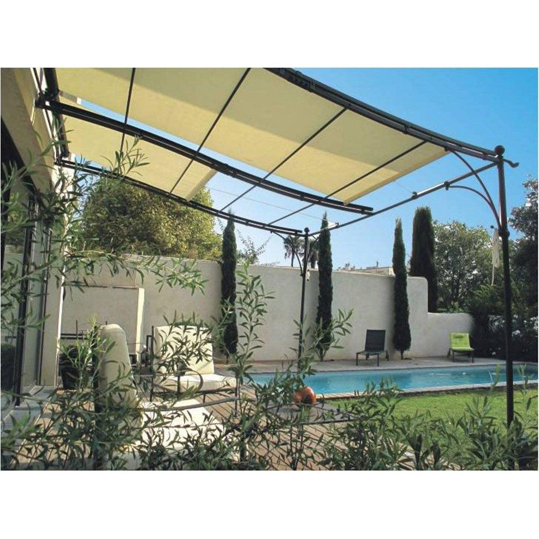 Store acrylique Provence beige l.300 x L.400 cm | Leroy Merlin