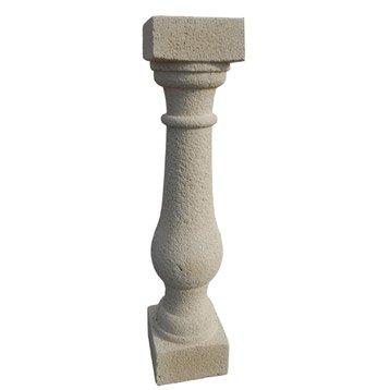 Balustre pour terrasse et jardin balustre et garde corps for Pierre reconstituee pour escalier exterieur