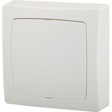Boîte de dérivation saillie Asl, LEGRAND, blanc