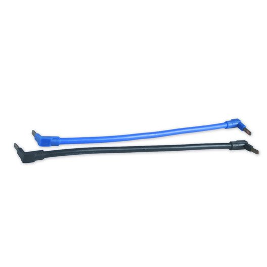 cordon de repiquage avec embout, 10 mm² lexman | leroy merlin