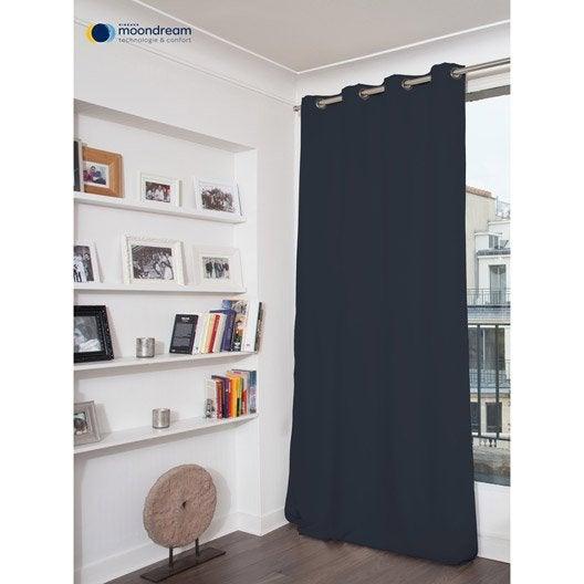 rideau occultant antimoustiques anti moustiques bleu. Black Bedroom Furniture Sets. Home Design Ideas