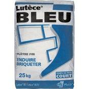 Plâtre lutece bleue SEMIN, 25 kg