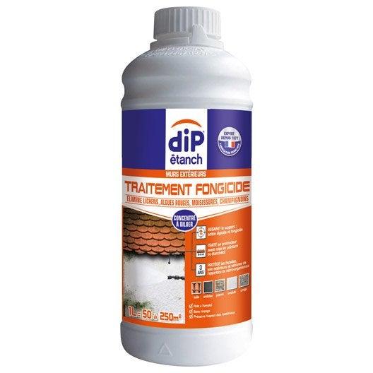 traitement antimousse pulvérisateur, dip incolore 1 l   leroy merlin