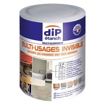 Revêtement d'étanchéité Anti infiltration, DIP incolore 0.75 l