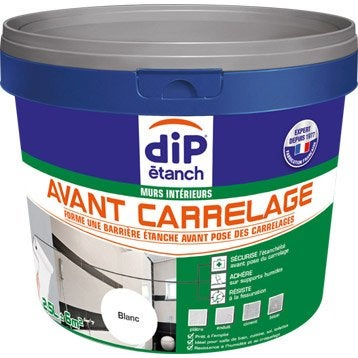 Peinture et traitement d 39 tanch it etanch it des murs - Peinture salle de bain etanche ...