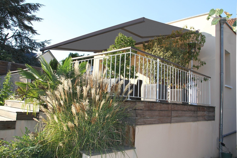 Le store banne pour une terrasse à l\'ombre | Leroy Merlin