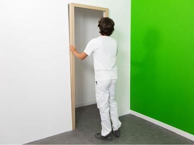 Comment poser un bloc porte ? | Leroy Merlin