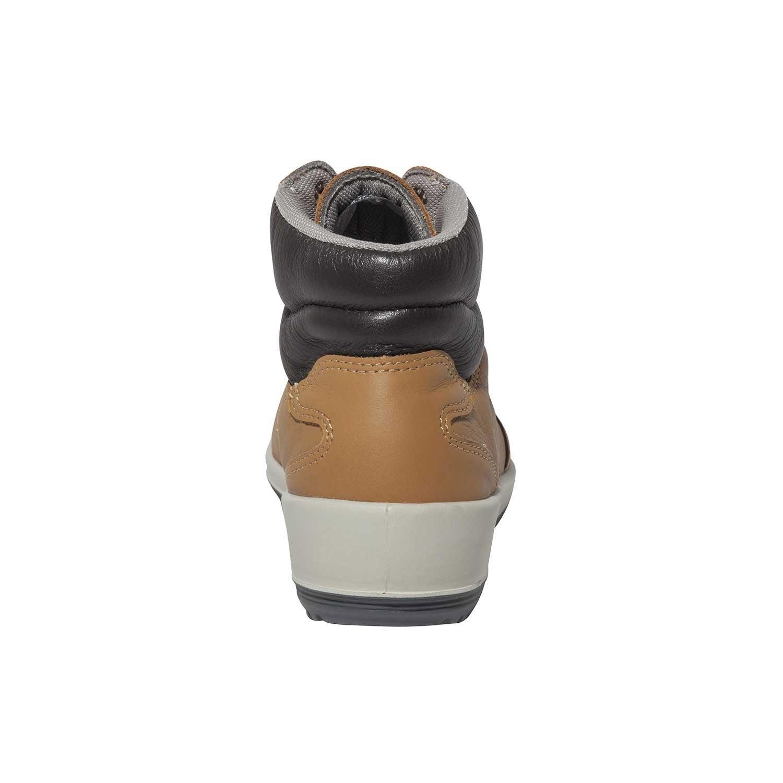 Chaussures femme hautes PARADE Brazza, coloris miel T38