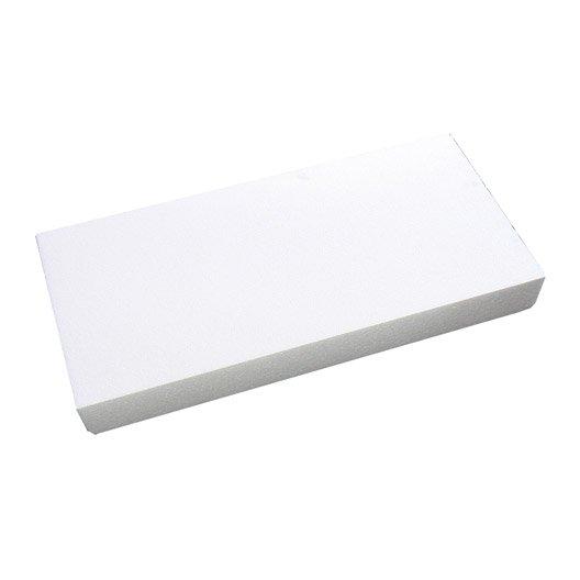 Polystyr ne expans pour iso thermique par l 39 ext prb leroy merlin - Polystyrene expanse leroy merlin ...