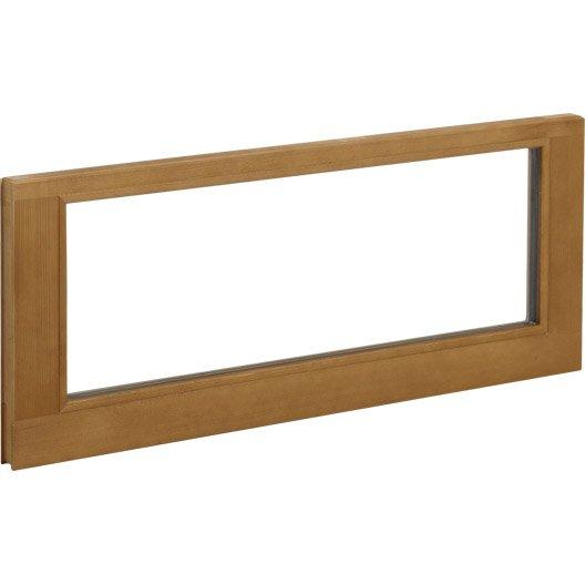 imposte bois primo 1 vantail sans ouverture x cm leroy merlin. Black Bedroom Furniture Sets. Home Design Ideas