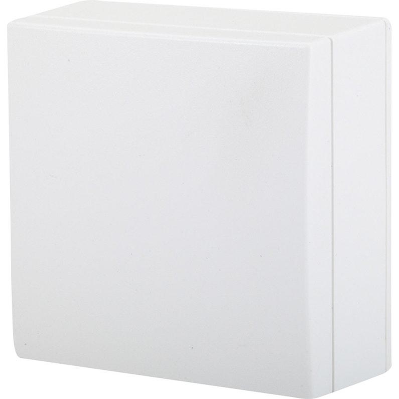 Boîte De Dérivation Saillie Bel Vue Blanc