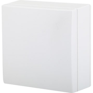 Boîte de dérivation saillie Bel'vue, blanc