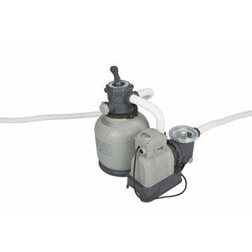 Kit de filtration à sable INTEX 8 m3/h 8 m³/h