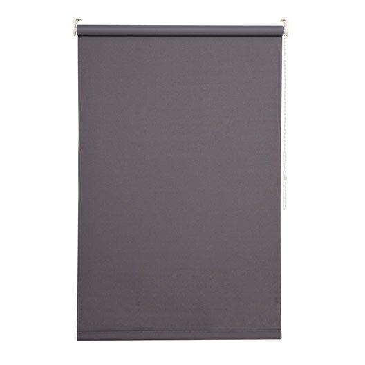store enrouleur occultant 5756 inspire gris galet n 1. Black Bedroom Furniture Sets. Home Design Ideas