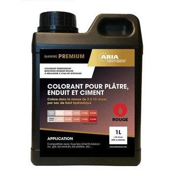 colorant pour bton mortier et pltre aria 1l - Colorant Ciment
